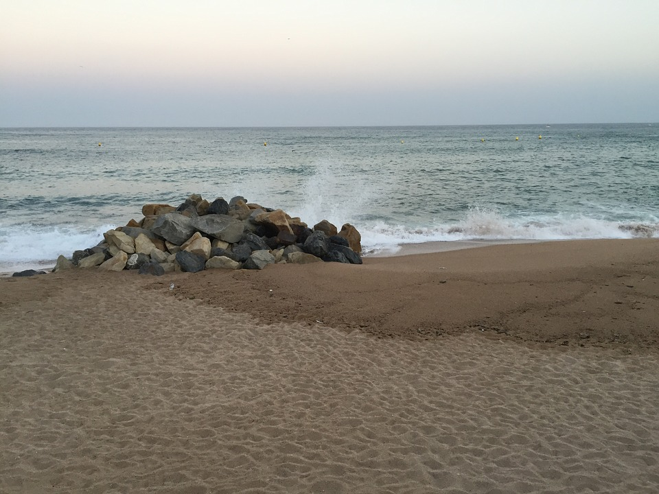 חניון לילה חוף בית ינאי